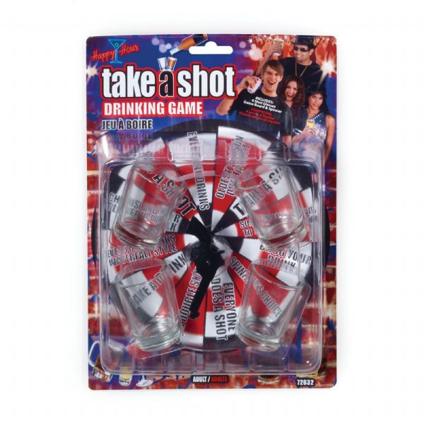 Shot Drinking Game Hen Stag Party Gadget Gift
